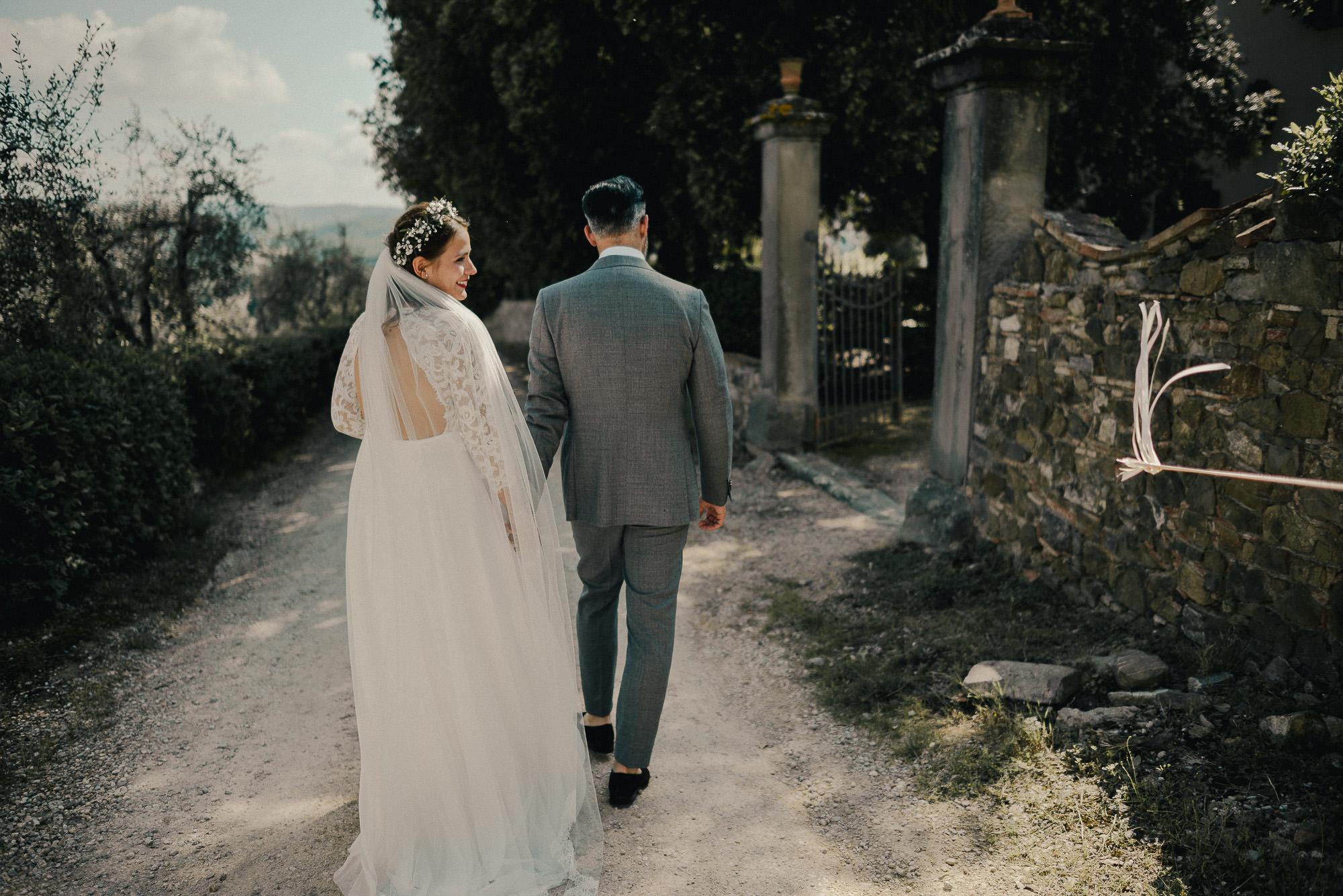 Vanessa Badura Hochzeitsworkshop Toskana Hochzeit
