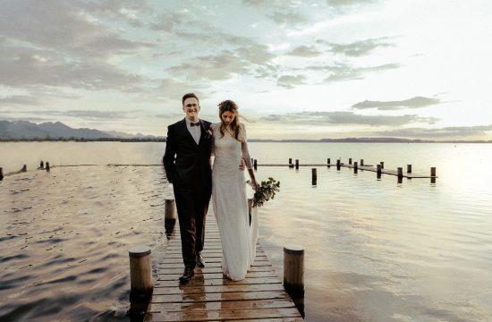 Chiemsee Hochzeit Hochzeitsreportage