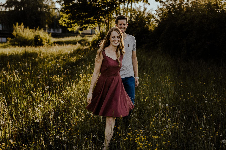 Verlobungsshooting-Vorshooting-Paarshooting in Ansbach